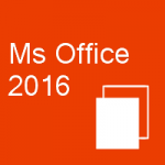 Tutoriales y descargas de Ms Office 2016
