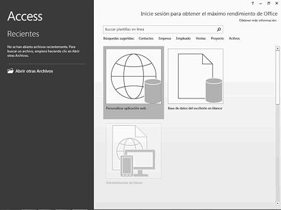 Tutorial Microsoft Access 2016