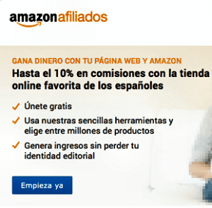 Tutorial Amazon Afiliados