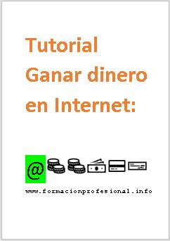 Guía PDF cómo ganar dinero en Internet