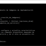 La herramienta Administración y mantenimiento de imágenes de implementación