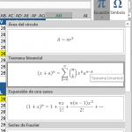 Ecuaciones de lápiz en Excel