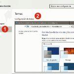 Cambiar la apariencia de las ventanas de Windows 10