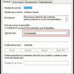 Servicio Windows Search