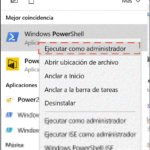 Restaurar los ficheros de Windows 10