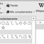 Crear imágenes con autoformas en Word