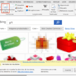 Insertar clipart en Ms Office