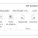 Guía rápida PDF Creator y PDF Architect