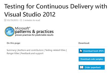 Visual Studio Ultimate 2012 Tutorial Pdf