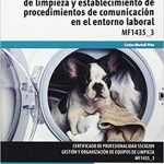 Guías y manuales de funciones del servicio de limpieza