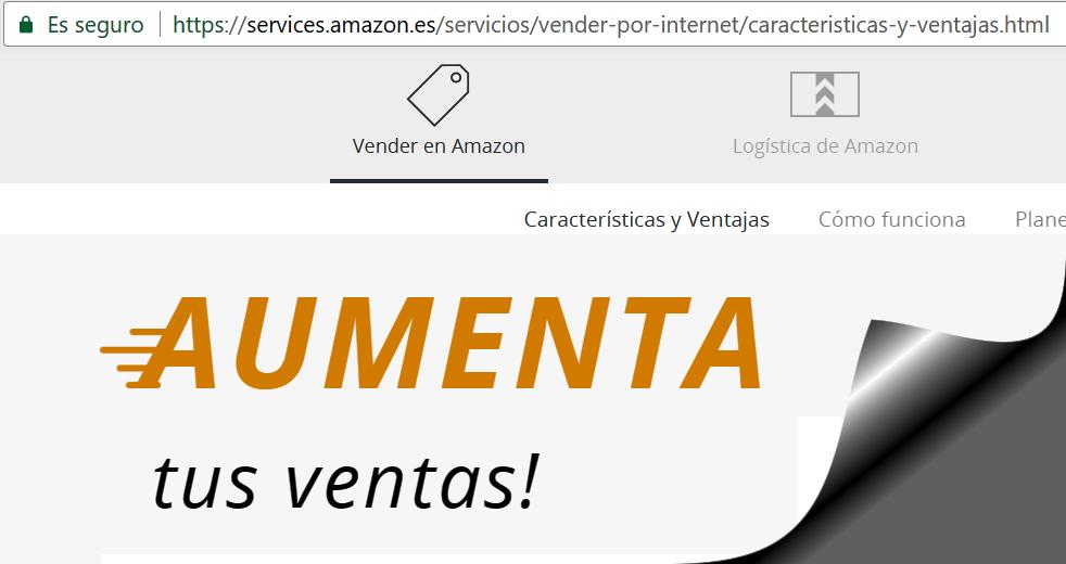Vender por Amazon
