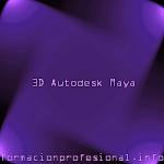 Manuales y tutoriales Autodesk Maya 2018