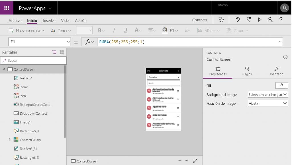 Tutoriales y manuales de Microsoft PowerApps