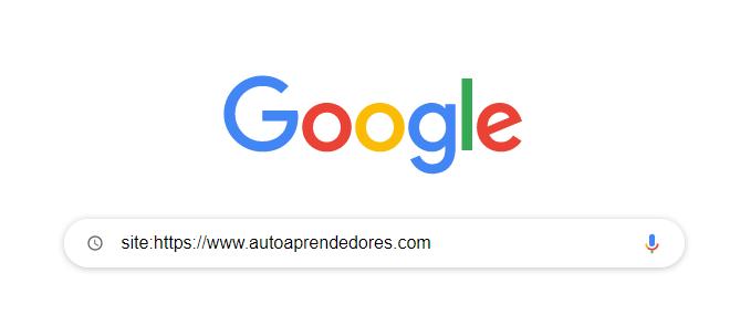 comandos de google