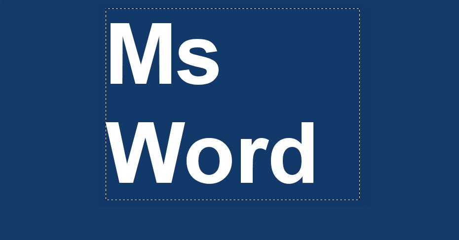 Tutoriales en PDF de Microsoft Word
