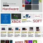 La tienda online Microsoft Store