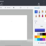 El editor de formas Paint 3D