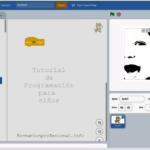 Manuales y tutoriales de Scratch