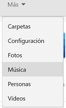 Opciones de Búsqueda en Windows 10