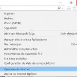 Cómo desactivar el bloqueo de las ventanas emergentes en Internet Explorer