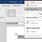 Configurar la seguridad de ejecución de macros en Ms Office