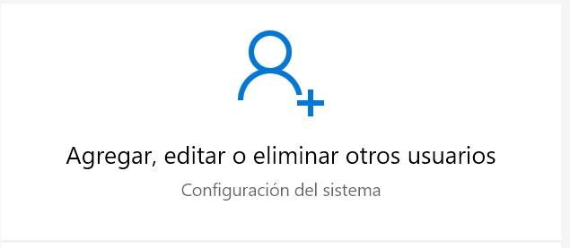 Perfiles de usuario de Windows 10