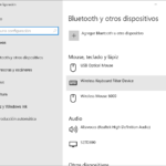 Dispositivos de Windows 10