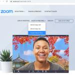 Guía Videoconferencias online con Zoom