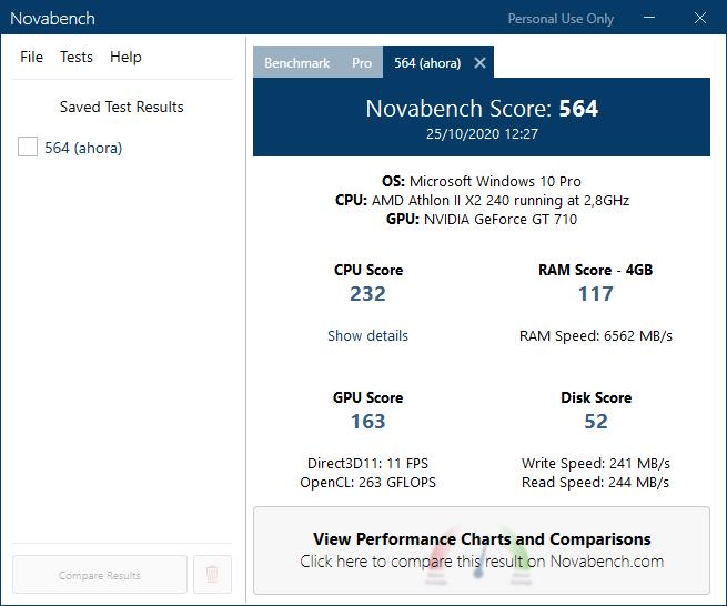 Tests CPU