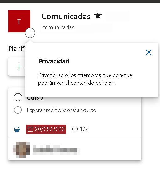 Plan privado