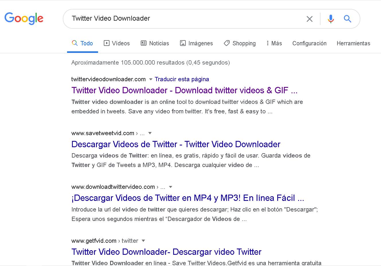 Cómo descargar imágenes y vídeos de Twitter