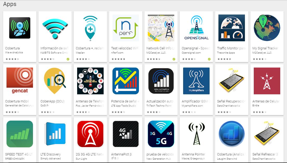 apps para medir la velocidad