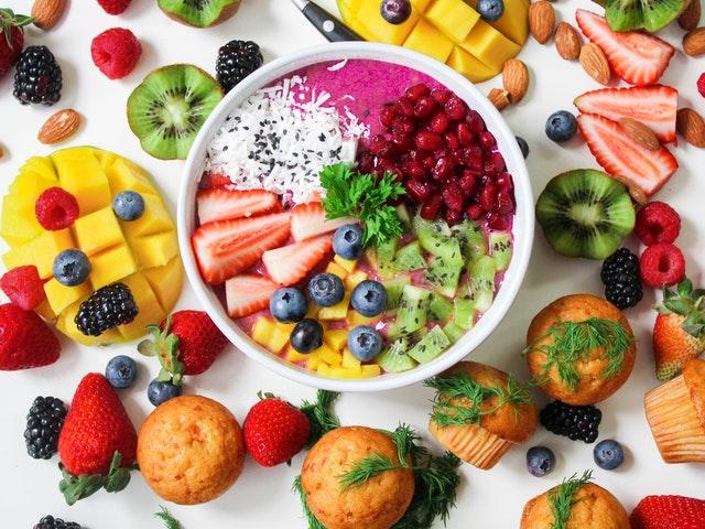 Comparativa dietas de moda