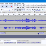 Mini tutorial Audacity