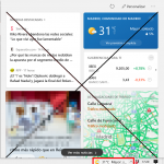 Cómo ocultar las noticias de la barra de Windows 10